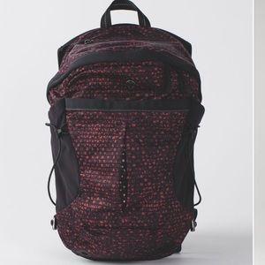 Lululemon Run All Day Backpack Bag Workout Gym